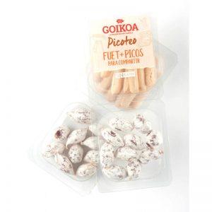 Goikoa - Fuet + Picos Picoteo