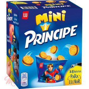 Galletas Mini Príncipe - 12 paquetes