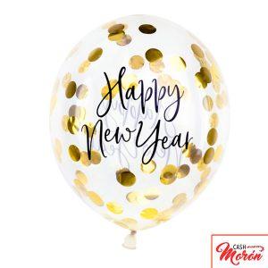 Globos Happy New Year