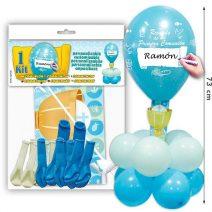 Kit globos comunión para niño