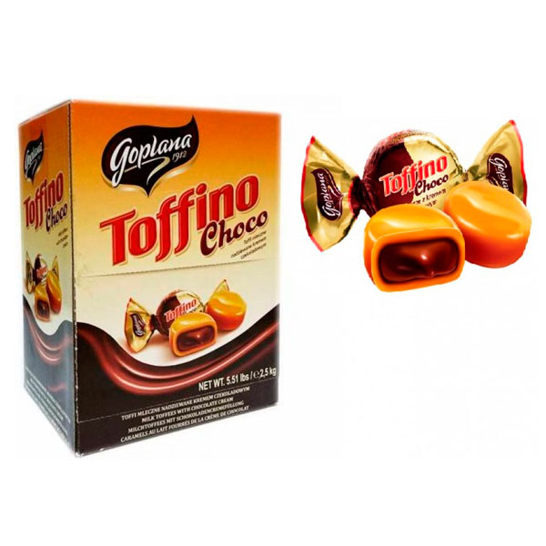 Goplana - Toffino Choco 2,5 kgs