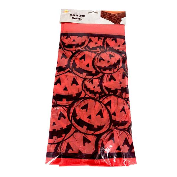Mantel de calabazas para Halloween