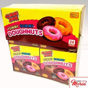 Gummi Zone - Donuts