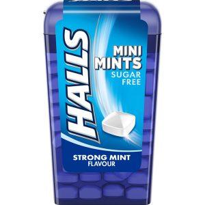 Mondelez - Halls Mini Mint menta