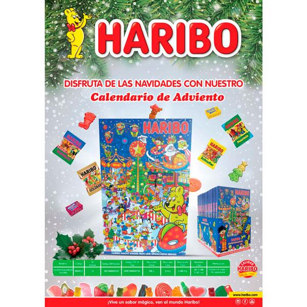Haribo - Calendario de Adviento