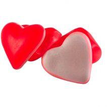Haribo corazones de fresa