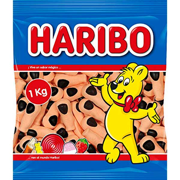 Haribo - Dedones monstruosos