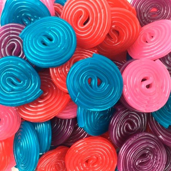 Haribo discos multicolor
