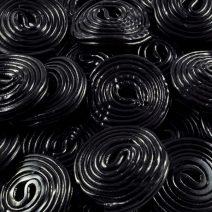 Haribo discos negros