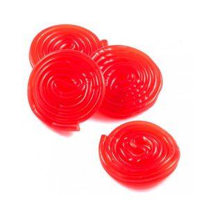 Haribo discos rojos