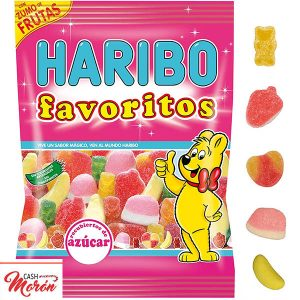 Haribo - Favoritos de Azúcar