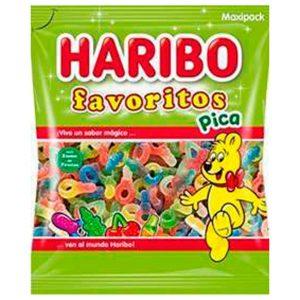 Haribo Favoritos Pica