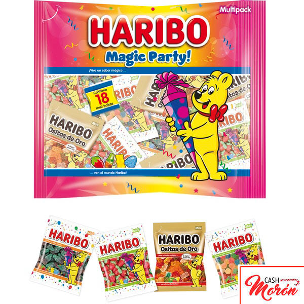 Haribo - Magic party