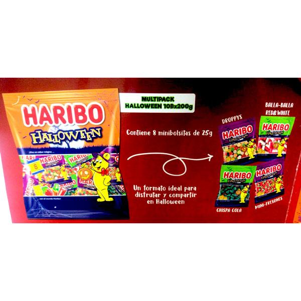 Haribo - Multipack Halloween