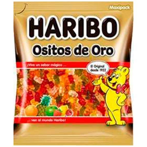 Haribo Ostios de Oro