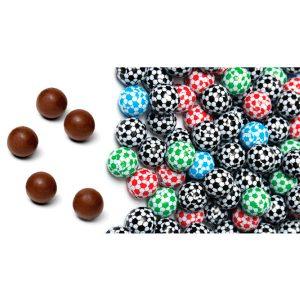 Interdulces Balones de chocolate de Laica