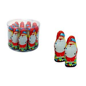 Interdulces - Figuras de Papá Noel