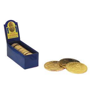Interdulces - Medallones de Chocolate de euro