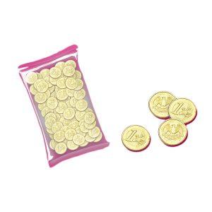 Interdulces - Monedas de Chocolate de euro