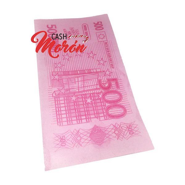 Interdulces - Oblea Billete 500 Euros