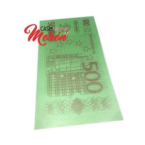 Interdulces - Oblea Billete 500 Euros