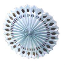 Invercas - Abanico Blanco 50cm