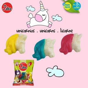 Jake - Unicornios brillo