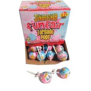 Jawbreaker - Tornado Pop - Fun Fair