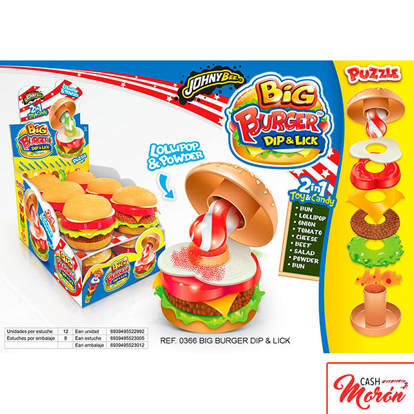 Johny Bee - Big Burger