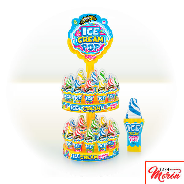Johny Bee - Ice Cream Pop