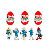 Kinder - Huevos Sorpresa Piitufos
