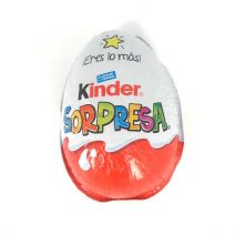 Huevos Kinder Sorpresa