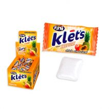Fini chicle Klet´s frutas tropicales