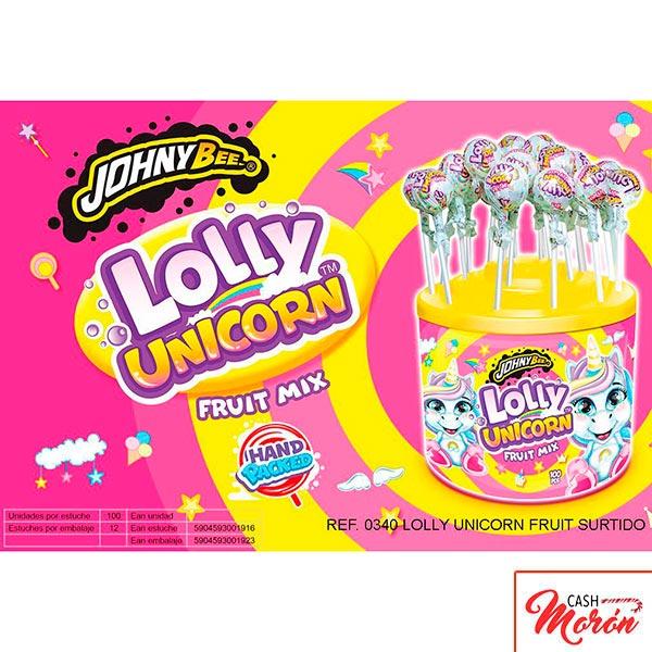 Johnny Bee - Lolly Unicorn