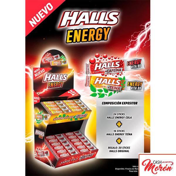 Lote Halls Energy