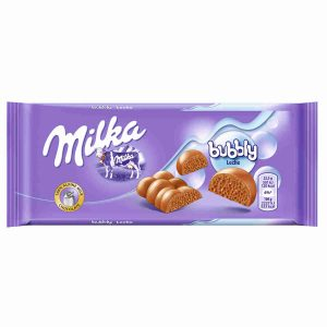 Milka - Chocolate Bubbly
