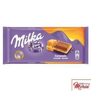 Milka - Chocolate con Caramelo 100gr