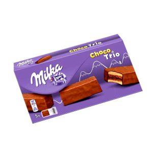 Milka - Bizcocho Choco Trio