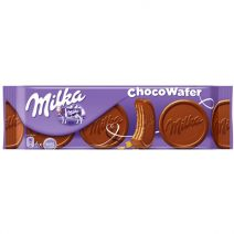 Milka - Barquillos Choco Wafer