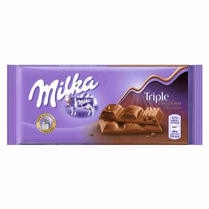 Milka - Chocolate Triple