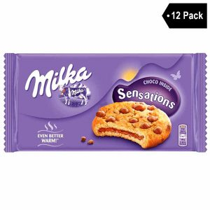 Milka - Galletas Cookies Sensations