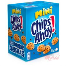 Galletas Mini Chips Ahoy - 12 paquetes