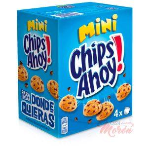 Galletas Mini Chips Ahoy - 12 paquetes