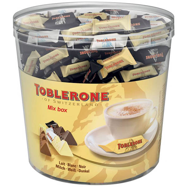 Surtido Mini Toblerone