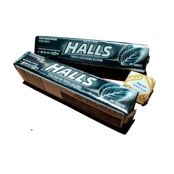 Halls Extra Fuerte