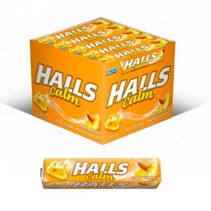 Caramelos Halls Miel y Limón
