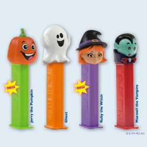 Dispensador PEZ Halloween