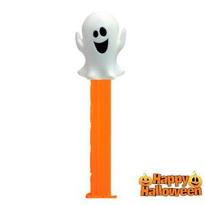 Dispensador PEZ Halloween Fantasma