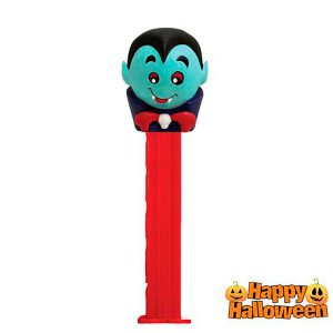 Dispensador PEZ Halloween Vampiro