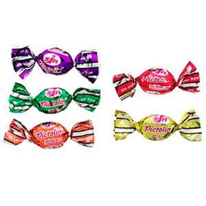 Caramelos Pictolín Minizum Sin Azúcar